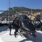 Bell-429 показался в Монако