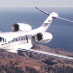 Арендовать Cessna Citation X для перелета в Монако