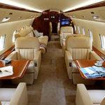 Арендовать Challenger 850 для перелета в Монако