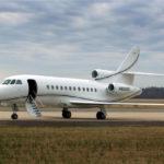 Арендовать Falcon 900B для перелета в Монако