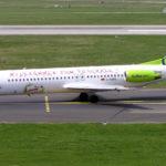Арендовать Fokker 100 для перелета в Монако