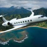 Арендовать Gulfstream G650 для перелета в Монако