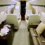 Арендовать Gulfstream IV для перелета в Монако