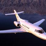 Арендовать Hawker 800XP для перелета в Монако