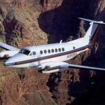 Арендовать King Air 350 для перелета в Монако