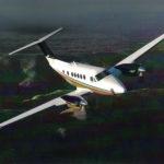 Арендовать King Air B200GT для перелета в Монако
