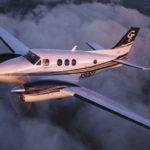 Арендовать King Air C90GTi для перелета в Монако