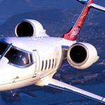 Арендовать Learjet 60 XR для перелета в Монако