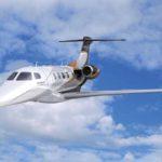 Арендовать Phenom 300 для перелета в Монако
