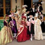 Венецианский карнавал в Монте-Карло